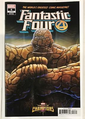 Fantastic Four #6 Mystery Variant - Marvel Comics 2019 - 1st Print Unread NM