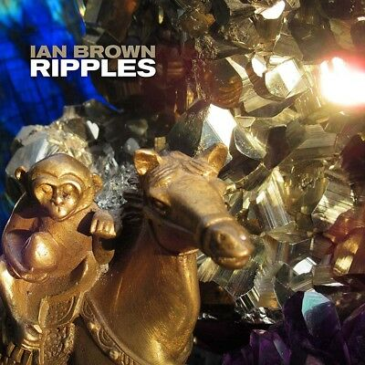 Ian Brown Ripples CD New 2019