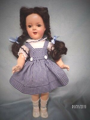 JUDY GARLAND DOLL PIN For Your 1939 Ideal Wizard Of Oz DOROTHY Doll