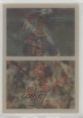 1986 Sportflics #184 New York Yankees Boston Red Sox Mets St. Louis Cardinals