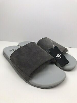 469337e60ee UGG MEN'S XAVIER TF Slide Sandal Shearling Slides Sandals Size 13 ...