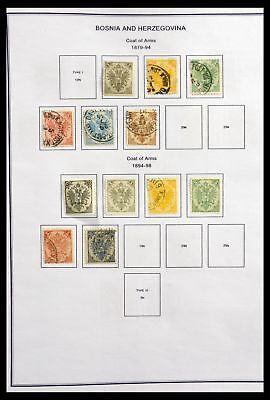 Lot 29886 Collection stamps of Balkan 1866-1950.