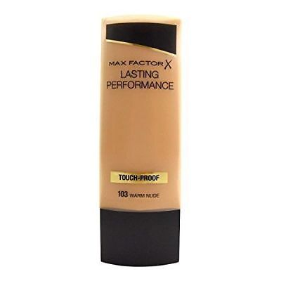 MAX FACTOR LASTING PERFORMANCE TOUCH-PROOF FOUNDATION - WARM NUDE (103) 35ml