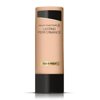 MAX FACTOR LASTING PERFORMANCE TOUCH-PROOF FOUNDATION - SUN BEIGE (110) 35ml