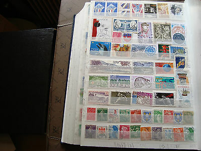 FRANCE - 50 stamps canceled (all state))Aa4) french
