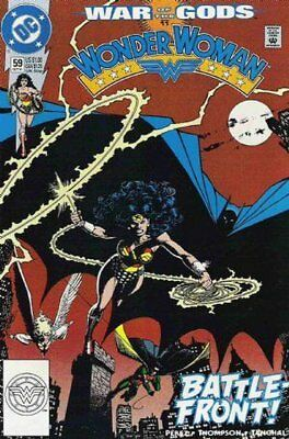 Wonder Woman (Vol 2) #  59 (VFN+) (VyFne Plus+) DC Comics ORIG US