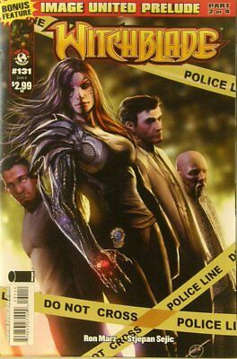 Witchblade (Vol 1) # 131 Near Mint (NM) (CvrA) Image MODERN AGE COMICS
