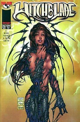 Witchblade (Vol 1) #  25 (NrMnt Minus-) (NM-) Image AMERICAN COMICS