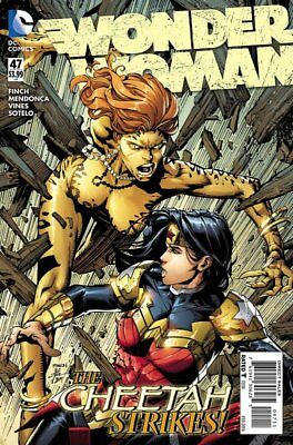 Wonder Woman (Vol 4) #  47 Near Mint (NM) DC Comics MODERN AGE