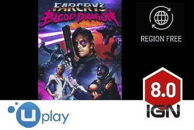 Far Cry 3: Blood Dragon [PC] UPlay Download Key - FAST DELIVERY