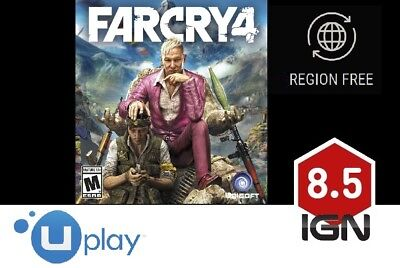 Far Cry 4 [PC] UPlay Download Key - FAST DELIVERY
