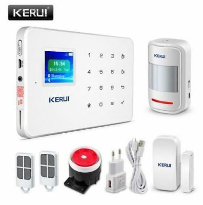 KERUI G18 Wireless SMS GSM Home Alarm Security Burglar Motion Detector System
