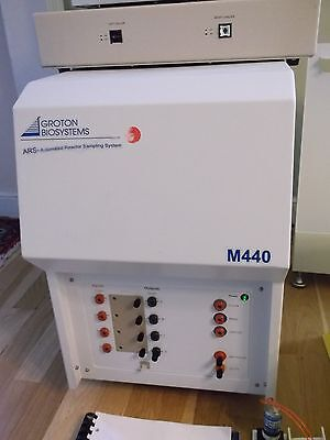 Groton Biosystems ARS-M440 Automated Reactor Sampling System + Accessories! :)