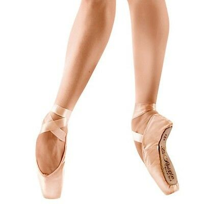 Wear Moi - La Pointe Advanced Shoes - Pink - Ballet Shoe - Various Sizes