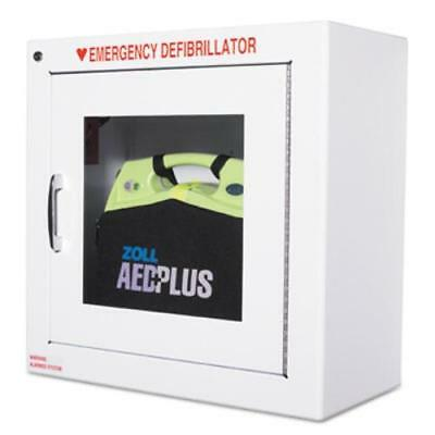 Zoll Aed Plus Standard Size Cabinet With Audible Alarm - Metal - (80000855)