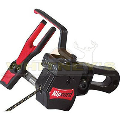 Ripcord Code Red Drop Away Compound Bow Archery Arrow Rest Right Hand Black