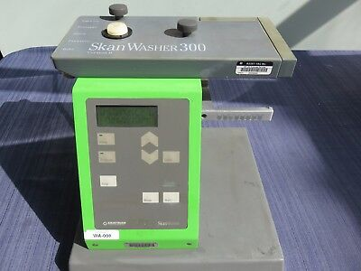 Molecular Devices Skatron  SkanWasher 300 Version B Microplate Washer