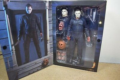 """Neca HALLOWEEN 2018 Ultimate MICHEAL MYERS 7"""" Action Figure BN INSTOCK"""