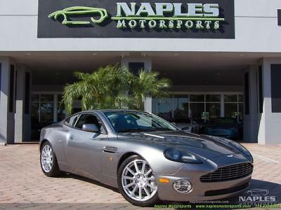 2005 Aston Martin Vanquish S 2005 Aston Martin Vanquish S Automatic 2-Door Coupe