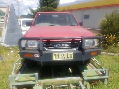 Holden Rodeo Dual Cab 2000 Model