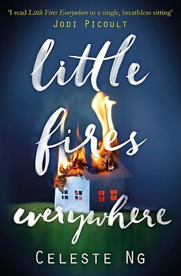 Little Fires Everywhere by Celeste Ng  - eBOOK -