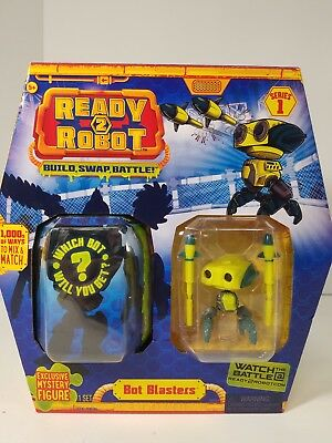 Beat Down 8478308 Neu MGA Ready2Robot Battle Pack