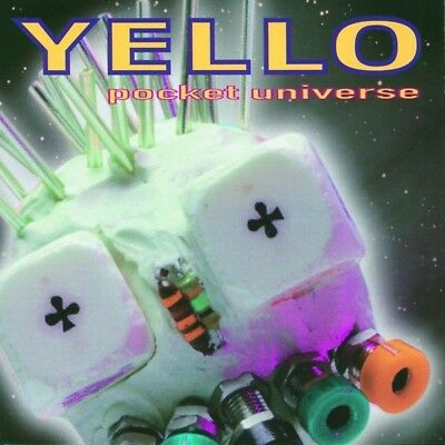 Yello - Pocket Universe  Cd New+