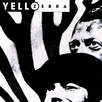 Yello - Zebra  Cd New+