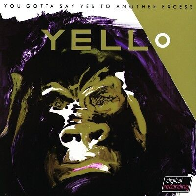 Yello - You Gotta Say Yes To Antother Excess (2005)  Cd New+