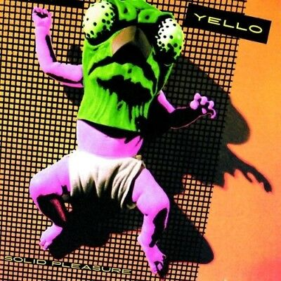 Yello - Solid Pleasure (Remastered 2005)  Cd New+