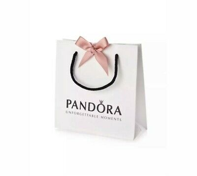 Genuine Pandora gift bag free P&P 160 X 160mm