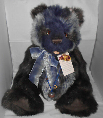 Charlie Bears APPY DAZE ~ Best Friends Club ~Limited Production 600 RETIRED RARE