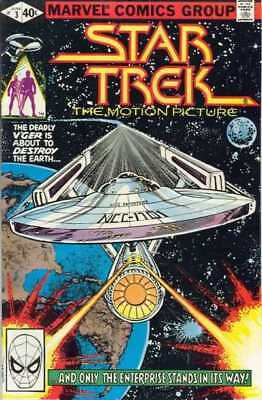 Star Trek (1980 series) #3 in Near Mint minus condition. Marvel comics [*j7]