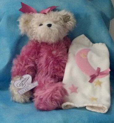 Capable Annette Funicello Collectible Bear Annette Funicello Dolls & Bears