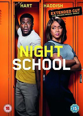 Night School New DVD / Free Delivery Kevin Hart