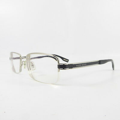34faaef0c9 Hugo Boss Boss 0382 Semi-Rimless Y204 Used Eyeglasses Glasses Frames -  Eyewear