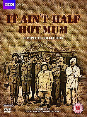 It Ain't Half Hot Mum - Complete Collection New DVD Box Set / Free Delivery