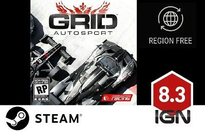 GRID Autosport [PC] Steam Download Key - FAST DELIVERY