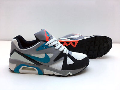 a12cc2481a71 NIKE Air Structure Triax 91 UK 7 Rare Classic Vintage Sneakers Stab OG Max  90 93
