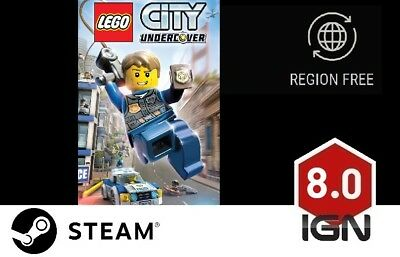 Lego City Undercover [PC] Steam Download Key - FAST DELIVERY