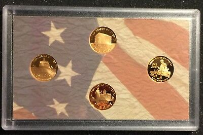 2009 S US Proof Set (18 Coins Set) With Original Government Packaging & C.O.A.
