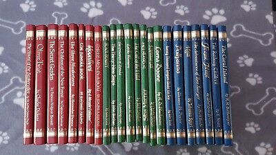 23 xCLASSIC ADVENTURES BOOKS *HARDBACK* FABBRI 1992 EDITIONS *SUPERB CONDITION*