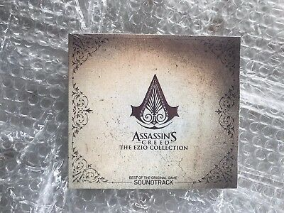 Assassin's Creed: The Ezio Collection - Soundtrack - NEW & SEALED