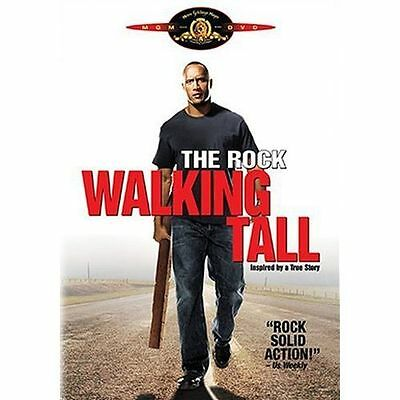 Walking Tall (DVD, 2004) ***DISC ONLY***