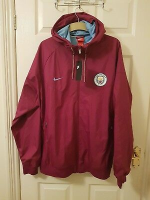 2a6d899320 NIKE MANCHESTER CITY FC Windrunner Men s Jacket XXL - £23.00 ...