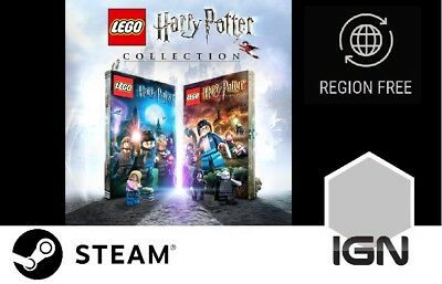Lego Harry Potter Collection [PC] Steam Download Key - FAST DELIVERY
