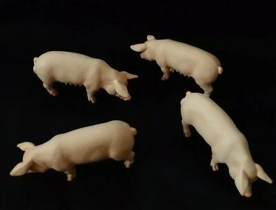 NEW! Schleich Pigs Farm Life 4 Sows