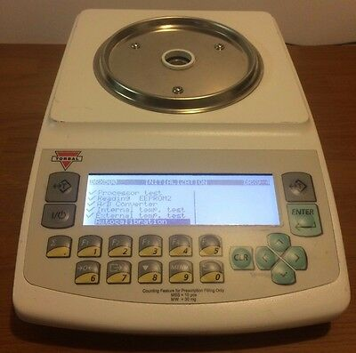 Torbal Fulcrum DRX500 Pill Prescription Counting Counter Pharmacy Weight Scale