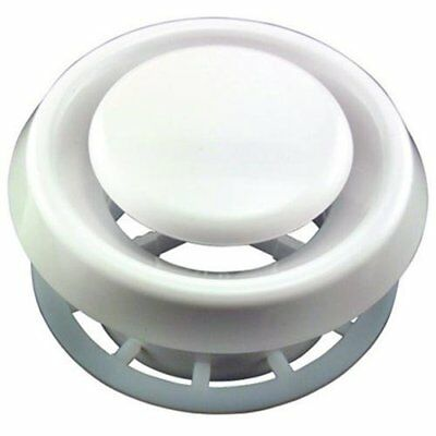 """Deflecto Tfg4 4"""" Suspended Ceiling Diffuser"""