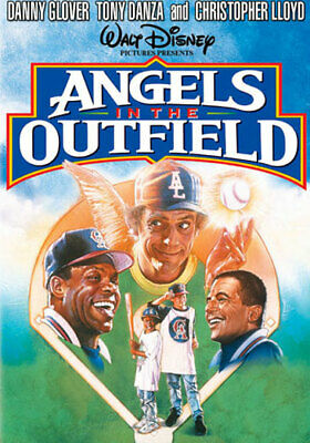Angels In The Outfield (DVD,1994)